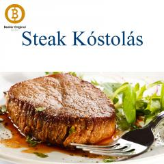 BEEFER Steak Kóstolás